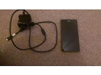 Sony Xperia Z1 5.0 inch working but poor condition 50 £