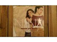 Nina Sky feat. Jabba 'Move Ya Body' 12 inch Vinyl Single