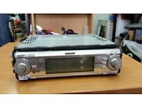 Car stereo sony with mp3 MW LW FM with Sony speakers 200w in excellent condition