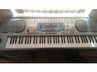 Casio WK-3000 Electric Keyboard - Used