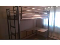Cabin Bed Frame Jaybee with desk