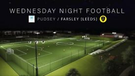 Wednesday Night Football Leeds | 8-9pm | £8 | All Abilities Welcome | Meet, Keep Fit, Play Football