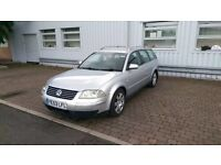 2003 Volkswagen Passat 1.9 TDI PD Sport 5dr HPI Clear 6 Speed, Manual, Leather