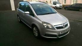 *********SOLD********Vauxhall Zafira *7 SEATER* *DRIVES 100%* ❗ONLY £595❗