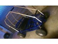 Kids Go-kart / Buggy 2 Seats 6,5HP