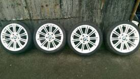 Alloy wheels Bmw 5x120