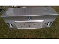 BMW E46 COUPE BOOTLID