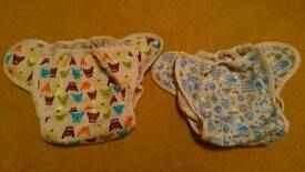 Thirsties Do wraps for washable / reusable nappies