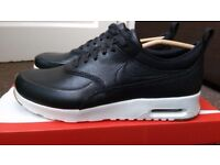 Womens nike air max thea leather