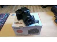 Canon EOS 100d Kit Boxed !!!
