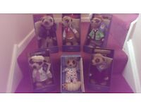 MERCAT TOYS x 6 - ALL NEW BOXED COLLECTION - GREAT PRESENT !!! COLLECTORS ITEM