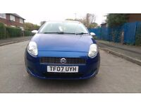 FIAT PUNTO 1.2 NICE AND CLEAN CAR 5DRS LONG MOT