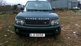 RangeRover Sport