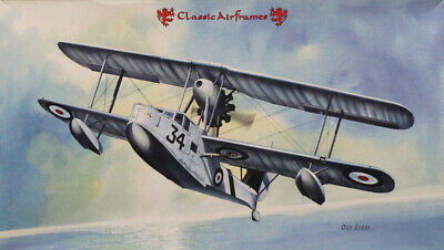 Used, Classic Airframes 1:48  Supermarine Walrus Mk.I Plastic Aircraft Kit #4105U for sale  Wentzville