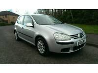 2006 VOLKSWAGEN GOLF 1.9 TDI SE DIESEL 5 DOOR * LONG MOT 2018 *