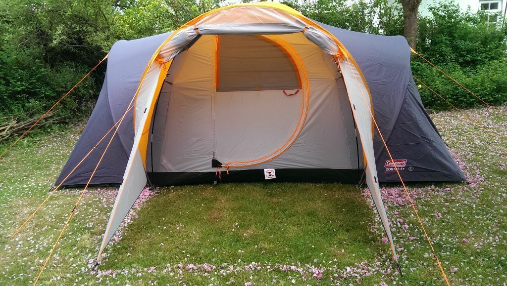 Tent  Roomed