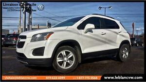 2014 Chevrolet Trax 1LT AWD JAMAIS ACCIDENTER