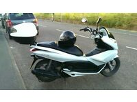 Honda PCX new mot. start/stop 2 owners