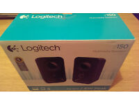 Logitech Z150 Multimedia Active Speakers