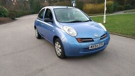 NISSAN MICRA 1.2 54 REG ONLY £ 989 79,000 MILES FULL SERVICE HISTORY