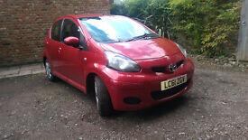 2011 Toyota Aygo 12 months MOT £3700