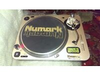 Numark PRO TT-2 Hi end Pro Turntables working!