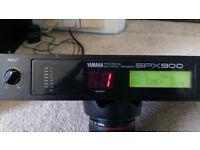 Yamaha SPX900 Multi FX