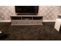 Grey IKEA TV Unit