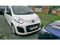 Citroesn C1 white remote locking Low cost runner zero tax very clean one professional lady owner