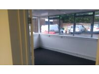 Winchester - Flexible desk and Office space available to rent/let.