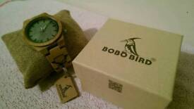 Wooden Bobo Bird watches for sale