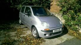 Daewoo Matiz se plus. (Spares or repairs)