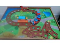 Happy Land train set - £8