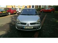 QUICK SALE NEEDED!!!! Clio 172 with limited edition factory built in SatNav