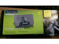 Speaker for iPod