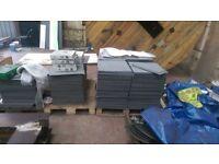 650 grey carpert tiles £350 or best offer