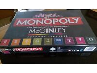 Monopoly game - customised