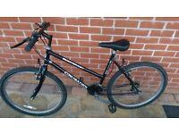 Ladies Shimano Crusader Bike - great condition