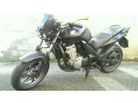 Honda CBF 500 With Abs Upgrated mirrors and HeadLamp Predator Look new Price swap for car