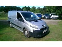 Peugeot Expert 2.0 HDi L1 H1 Professional 4dr 1 Year Mot , 2.0L 6 Speed