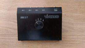 Audio Controller Splitter