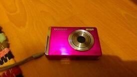 Samsung L201 digital camera pink