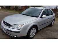 2001 [51] FORD MONDEO 2.0 TDDI ONLY 73.000 MILES-VERY ECONOMICAL & RELIABLE- PART EXCHANGE WELCOME