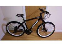 Gaint Bike with 26 wheel size with hydrulic break