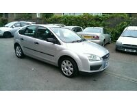 Ford Focus lx for sale service history low mileage 80k Mot ab Tax till Sep 2017 in good condition.