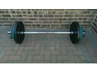 Olympic Barbell Set