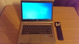 HP EliteBook 8460p - Extremely Powerful laptop in immaculate condition