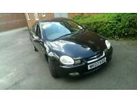 Chrysler Neon 03 plate long mot very reliable