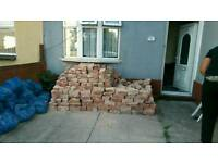 Bricks free to go
