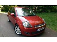 Ford Fiesta 1.4 Diesel 2008 Zetec Model £30 Tax 64 MPG 59000 Mileage New Driver's Ideal low insuranc